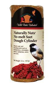 Naturally Nuts No-melt Suet Dough Cylinder